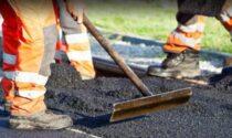 Nuovo asfalto per le strade di Bergamo e dei Colli: l'elenco dei lavori nelle strade