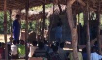 Oltre al «forza Atalanta» dei bambini, dal Malawi arriva anche una richiesta d'aiuto