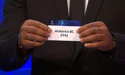 Oggi i sorteggi Champions League: per la terza volta di fila l'Atalanta al top in Europa