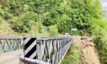 Il nuovo ponte di Taleggio in località Peghera pronto entro la fine di dicembre