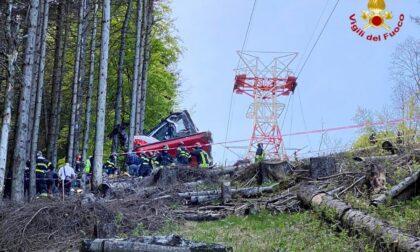 Tragedia infinita al Mottarone: operatore tv muore sul luogo dell'incidente