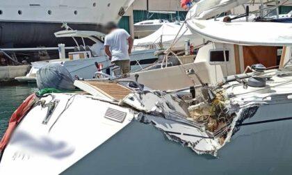 Scontro tra motoscafo (guidato da un bergamasco) e barca a vela: muore un medico
