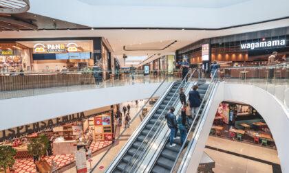 Oriocenter, si torna in food court: bar e ristoranti, stop al divieto di consumazione al chiuso