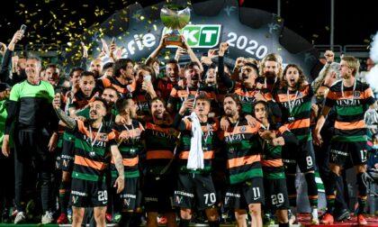 Serie A 2021/22, il quadro è completo: promosso il Venezia, decisivo l'1-1 col Cittadella