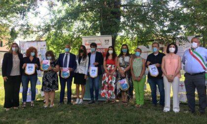 Premio agli infermieri di famiglia e comunità del Papa Giovanni per le cure ai pazienti Covid e per i vaccini