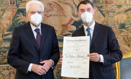 L'ex rettore Stefano Paleari è Cavaliere di Gran Croce dell'Ordine al merito della Repubblica