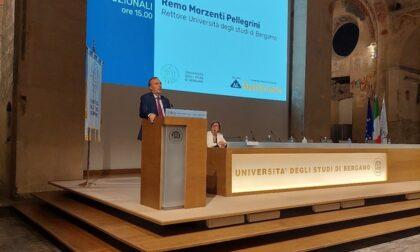 L'80 per cento dei laureati all'Università di Bergamo trova lavoro entro un anno