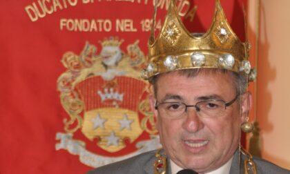 Cerimonia in Piazza Pontida: terzo mandato per il Duca Smiciatöt