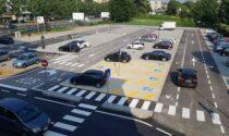 Basta allagamenti nel parcheggio del Presst di via Borgo Palazzo: finito il nuovo parcheggio