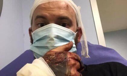 Barista brutalmente picchiato a sangue per aver richiamato due clienti ubriachi