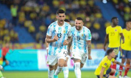 """Inarrestabile """"Cuti"""" Romero: gol con l'Argentina e record di Maradona battuto"""