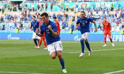 Pessina-gol contro il Galles, ennesimo capolavoro di Gasperini e della società