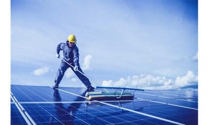 Pulizia dei pannelli fotovoltaici: come e quando farla