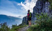 Le tante cime del monte Alben, il posto giusto per regalarsi momenti fuori dal mondo