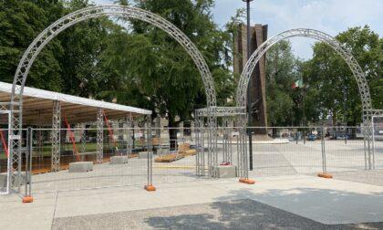Un'estate così ricca di concerti a Bergamo non si è mai vista