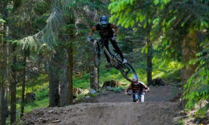 Adrenalina in sella a Piazzatorre: ci sono i campionati di Downhill