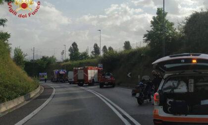 Frontale in superstrada a Mapello: domani (23 giugno) i funerali di Alex Mazzoleni