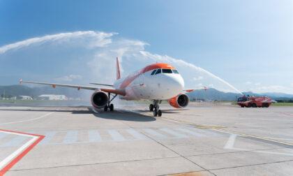 Orio al Serio, Easyjet mette in vendita i biglietti per Londra Gatwick
