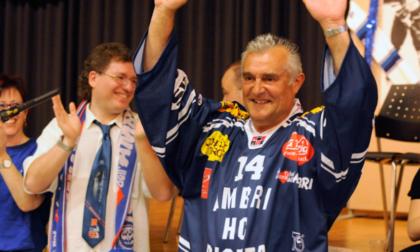 Bruno Genuizzi e Pietro Nodari, l'hockey svizzero ha il cuore... in Val Seriana