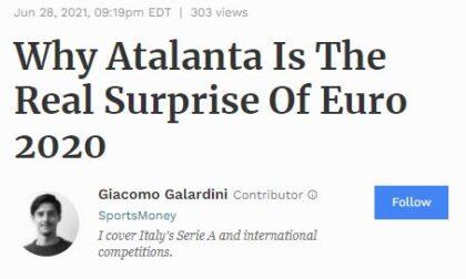 Delle gesta nerazzurre agli Europei ne parla anche l'importante rivista economica Forbes