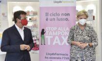 Fino a dicembre azzerata l'Iva sugli assorbenti nelle due farmacie comunali di Bergamo