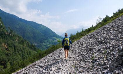 Una delle zone più suggestive della Bergamasca è la Val Las, custode di un tesoro unico