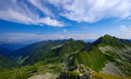I monti Arete e Valegino sono la meta perfetta per chi è alla ricerca di pace e tranquillità