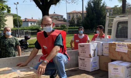Giornata della carità: a Seriate dieci gazebo per raccogliere cibo per le famiglie in difficoltà