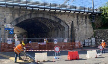 Troppi cantieri in contemporanea in Città Alta e in centro, Ribolla: «E la programmazione?»