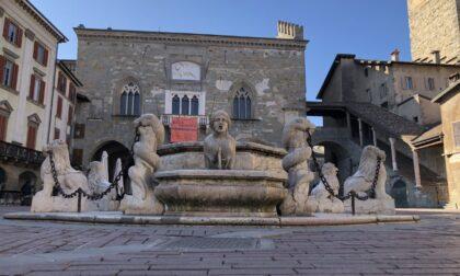 Restauro della fontana del Contarini: lavori, finanziati dalla Rigoni Asiago, a fine settembre