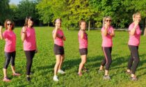 Anche a Bergamo sono presenti le Pink Ambassador di Fondazione Umberto Veronesi