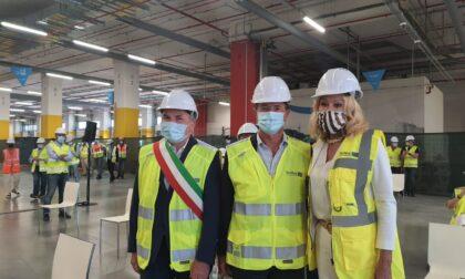 Amazon apre le porte del nuovo centro di distribuzione di Cividate al Piano