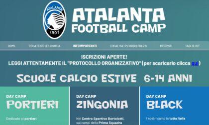 Atalanta Football Camp 2021: sfondato il muro dei mille iscritti, gran bel segnale