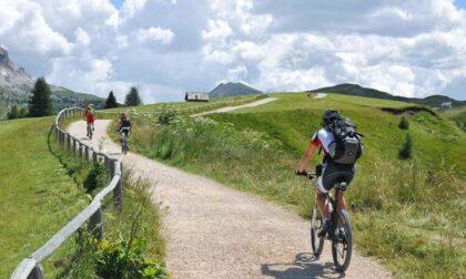 Da Fara Gera d'Adda a Rogno: il tratto orobico della ciclovia che collegherà Milano a Monaco