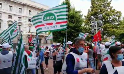 Il tessile sciopera per il rinnovo del contratto: a Bergamo a rischio 1.500 posti