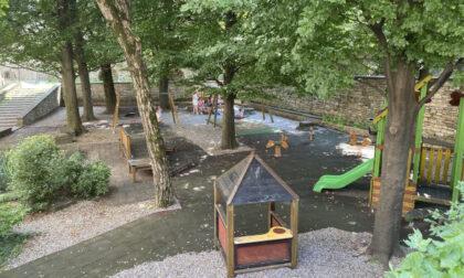 Parco della Crotta, Città Alta ancora più viva grazie all'impegno dell'associazione Maite
