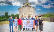 Offerta turistica di qualità: Almenno San Bartolomeo conferma la Bandiera Arancione