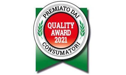 Assegnato a Kimbo il Quality Award 2021: il brand partenopeo vince il premio per il quinto anno di fila