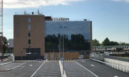 Finalmente è pronto ad aprire l'hotel diventato famoso per la frase «Bergamo mòla mia»