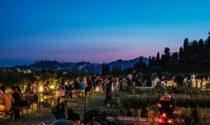 Un sabato sera panoramico al Frontemura, dove forse non siete mai stati