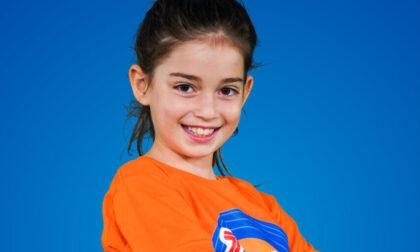 Veronica, 9 anni, di Gorle vola allo Zecchino d'Oro con una canzone scritta da Baglioni
