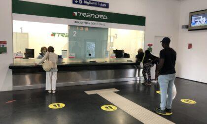 Riaperta la biglietteria Trenord alla stazione di Bergamo. E fa orario prolungato