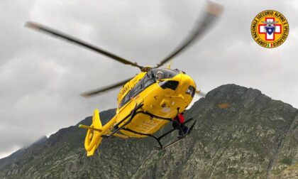 Caduta per centinaia di metri dalla cresta del Redorta, muore 72enne di Vertova