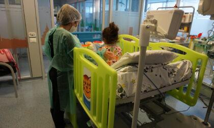 Donati al Papa Giovanni dei letti pediatrici per le cure dei pazienti più piccoli