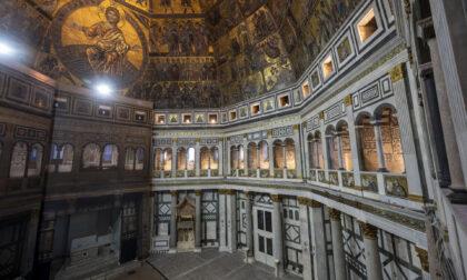 Le stupende foto dei mosaici del Battistero di Firenze, restaurati grazie all'UniBg