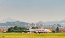 """Il primo aereo Ryanair """"più green e silenzioso"""" è partito per Malaga"""