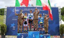 Mario Campana di Gandino davanti a tutti: vince agli Europei giovanili di mountain bike