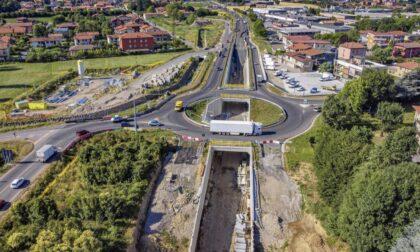 Treviolo-Paladina: la chiusura del cantiere slitta a febbraio 2022, lavori completati al 70%
