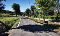 Finita l'asfaltatura di via Astino si passa a via XXIV Maggio: come cambia la viabilità