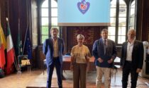 Il volto giovane del Volley Bergamo 1991: «Vogliamo regalare un sogno alla città»